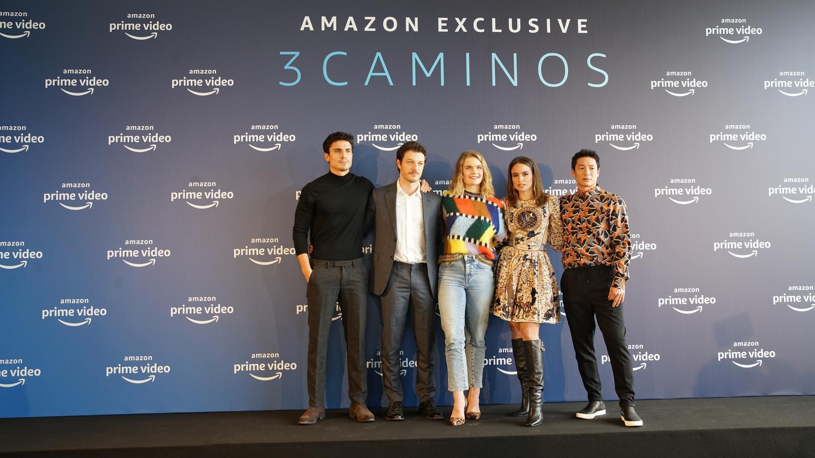 El Camí de Sant Jaume, escenari de la nova ficció espanyola d'Amazon