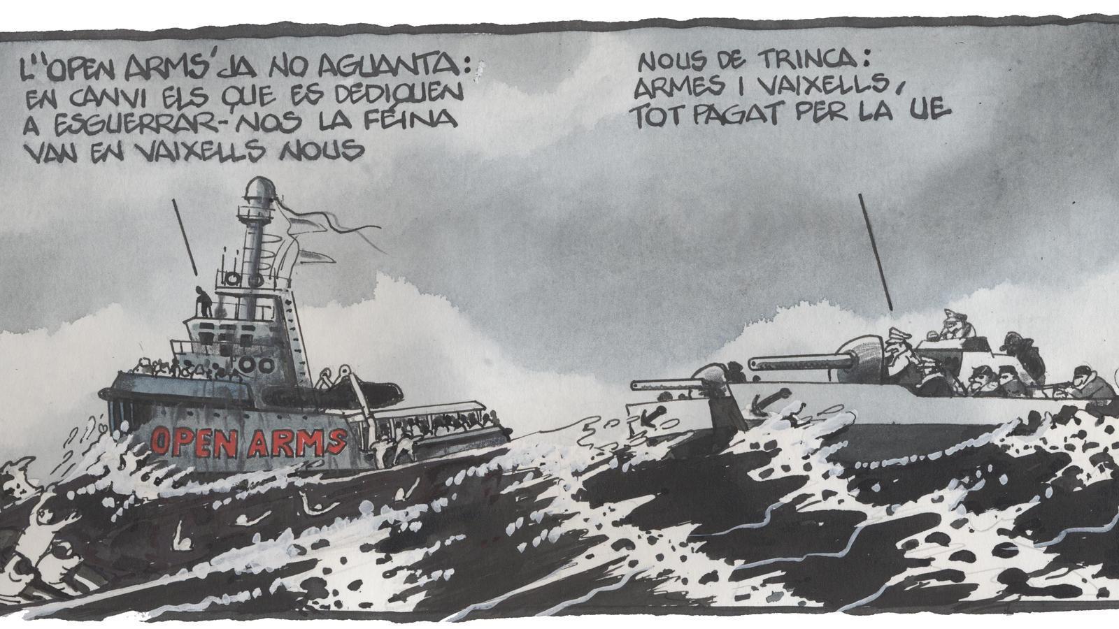 'A la contra', per Ferreres 17/01/2020