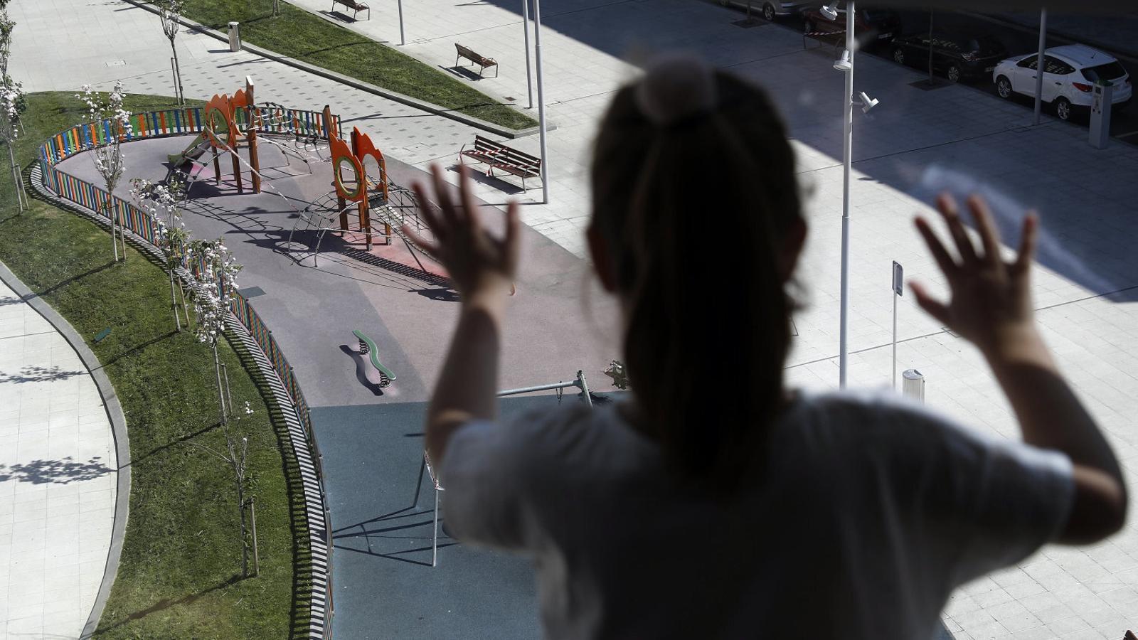 Entre l'avorriment i l'angoixa: com els nins viuen el confinament