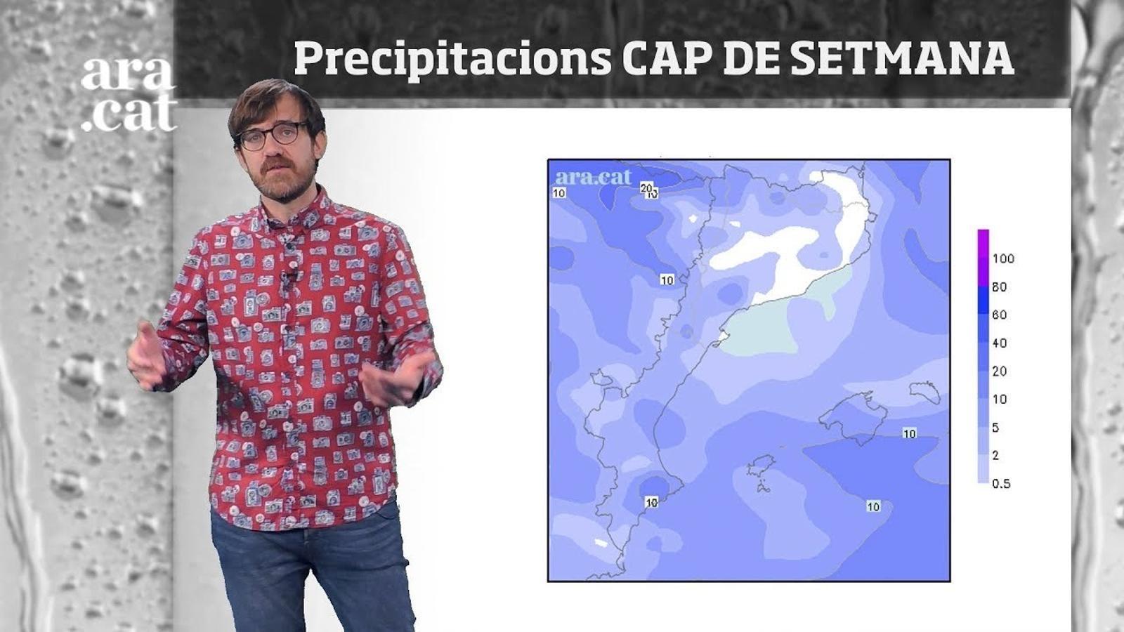 Méteo especial: ruixats, neu i retorn a l'ambient de ple hivern