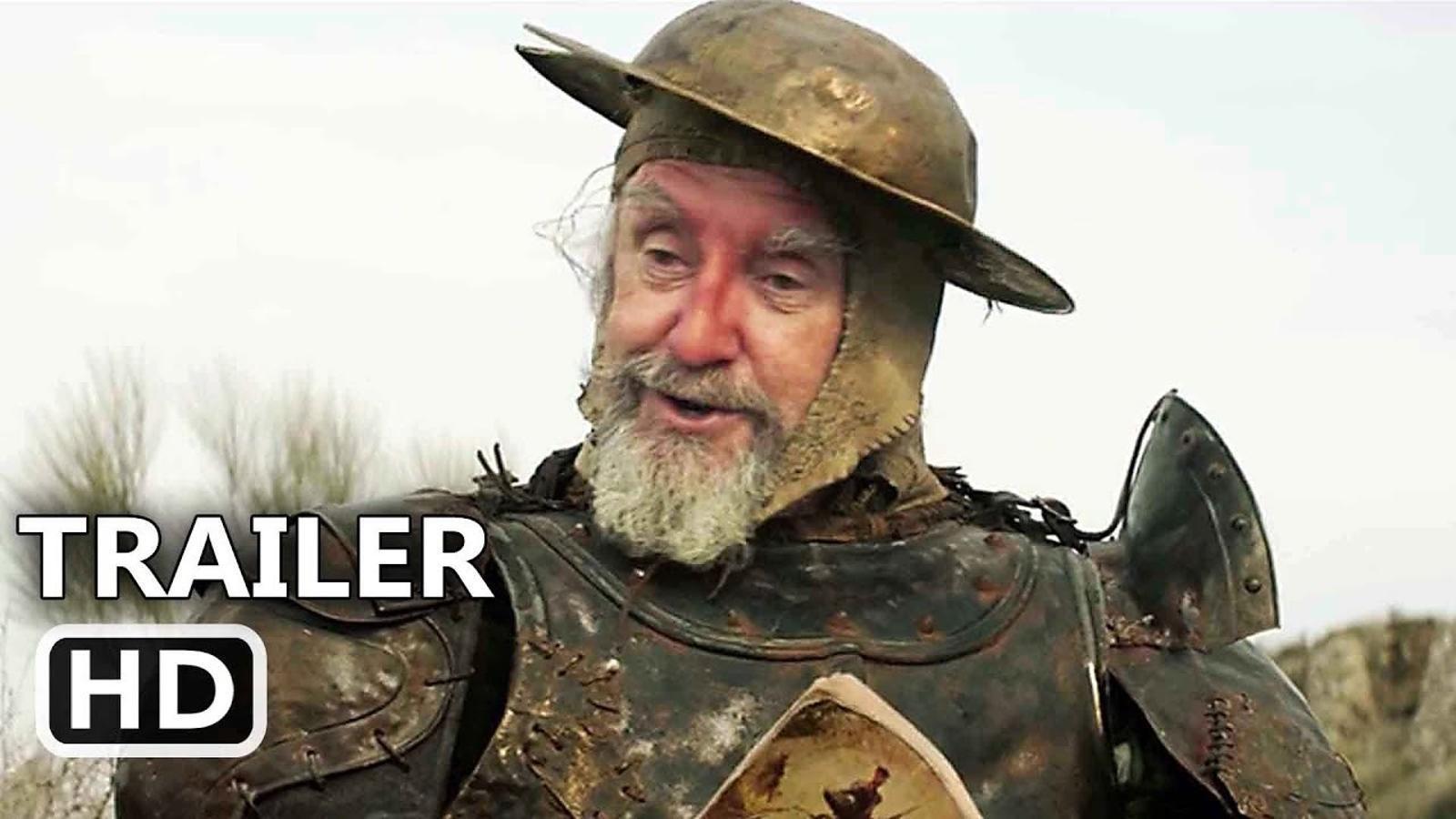 Tràiler de 'The man who killed Don Quixote'