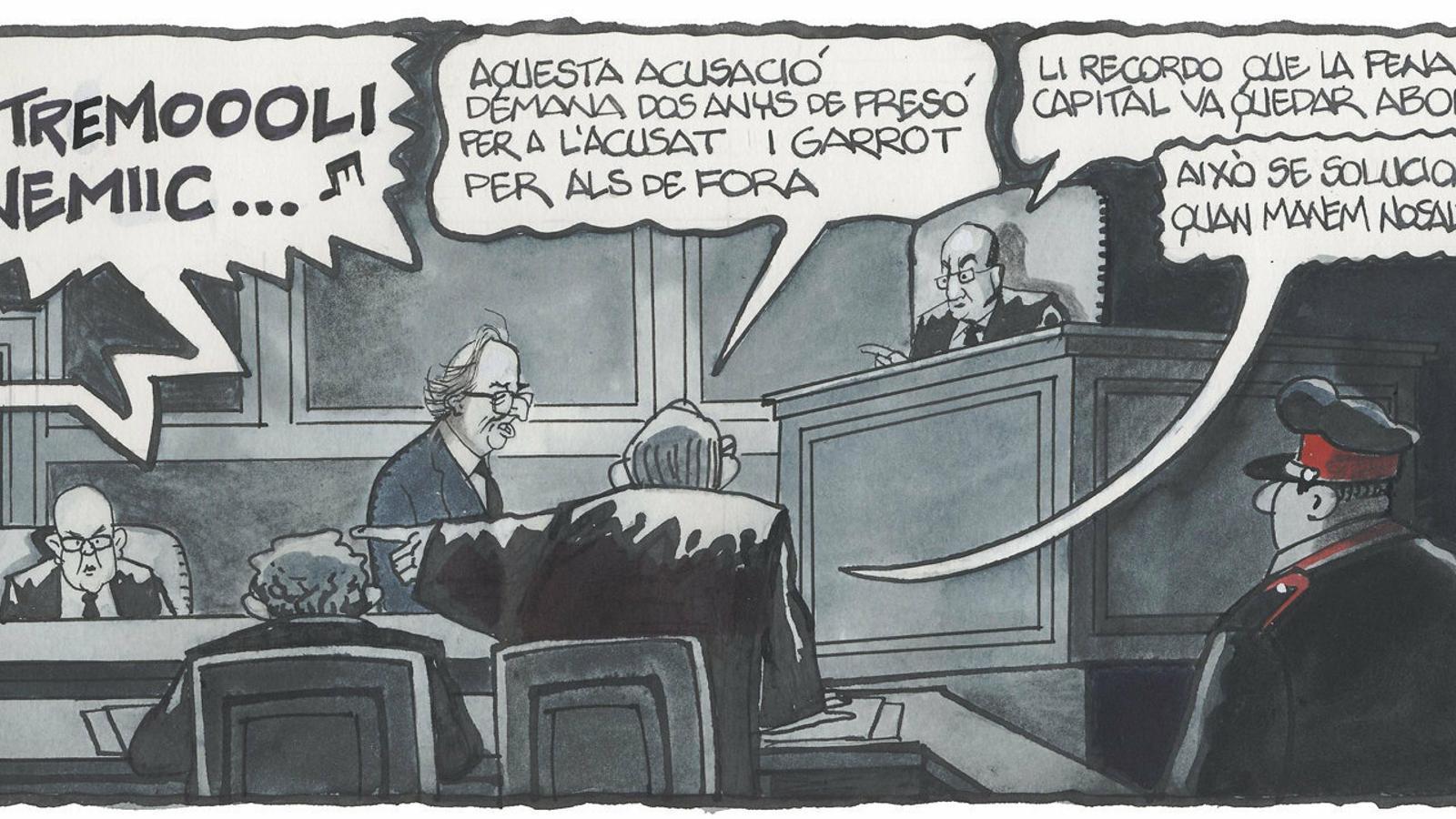 'A la contra', per Ferreres 19/11/2019