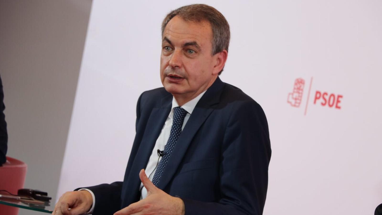 Imputades dues ex alts càrrecs de govern de Zapatero pel presumpte finançament il·legal del PSPV