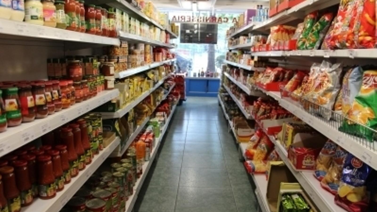 L'alimentació ha contribuït a l'augment de l'IPC al mes de març. / ARXIU ANA