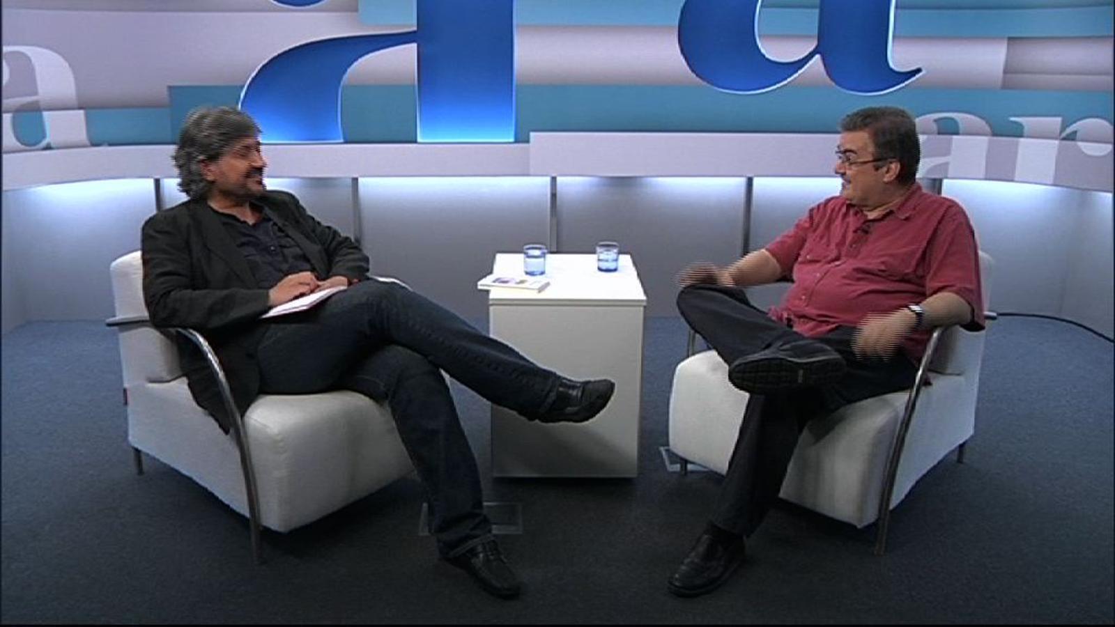 Entrevista de Carles Capdevila a Sergi Pàmies