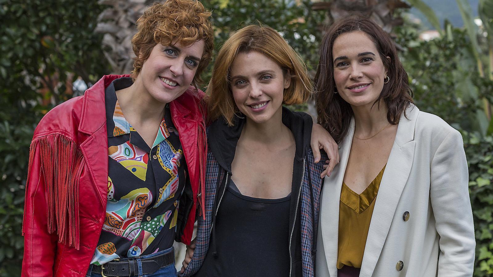 'Déjate llevar', de Leticia Dolera, competirà a la secció oficial de Cannes Series