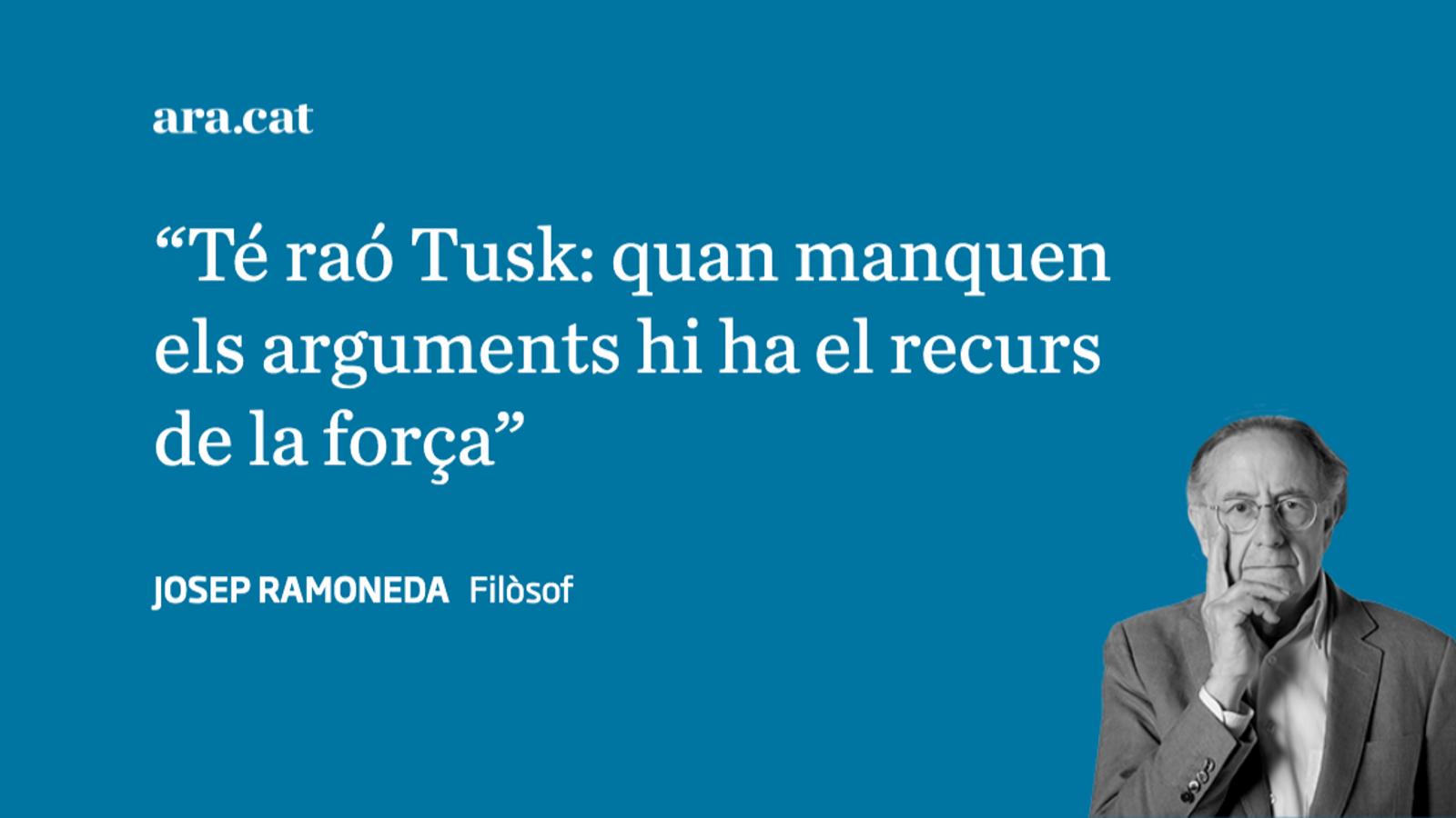 Rajoy i Tusk