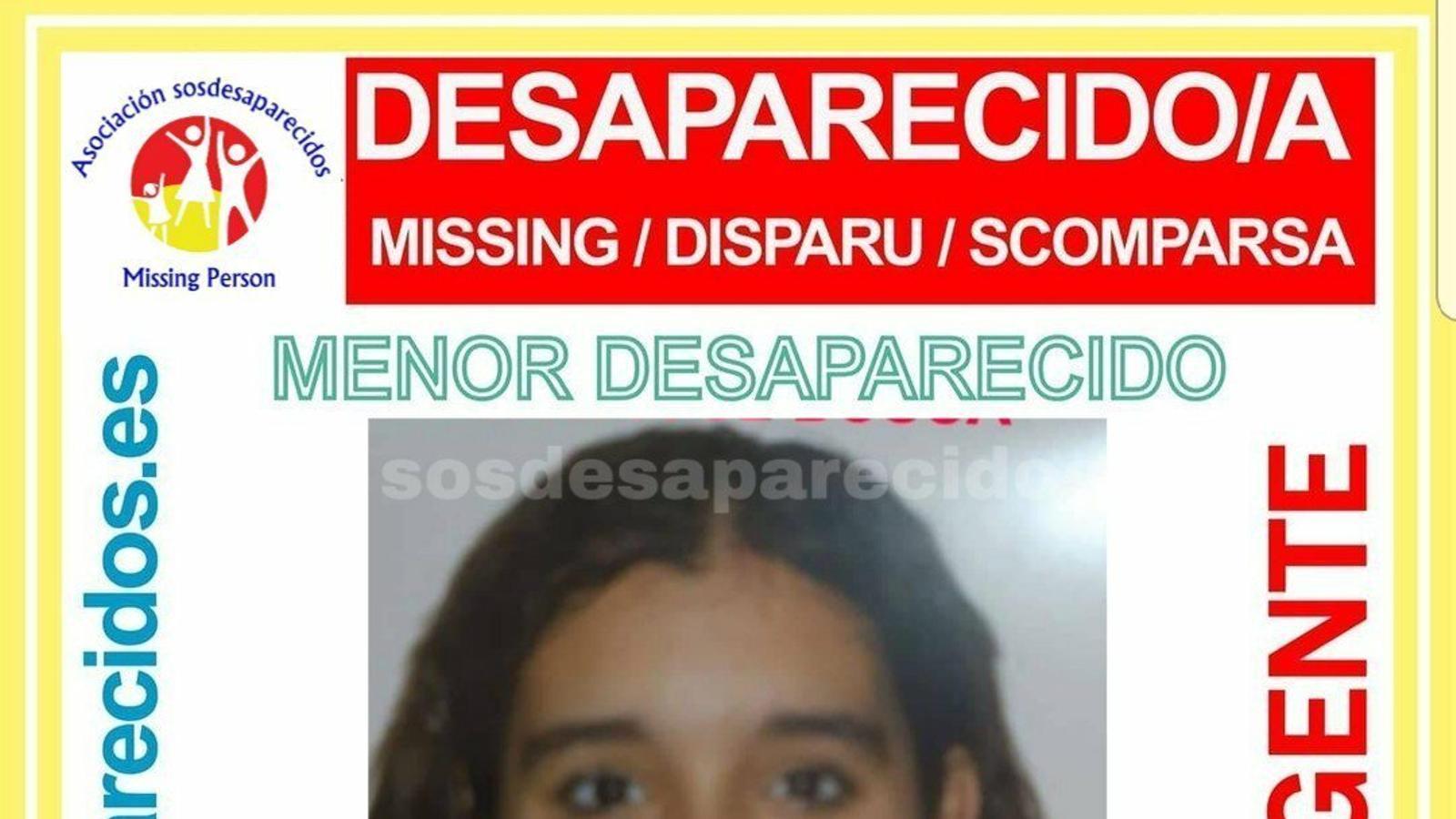 Cerquen a una jove desapareguda a Palma