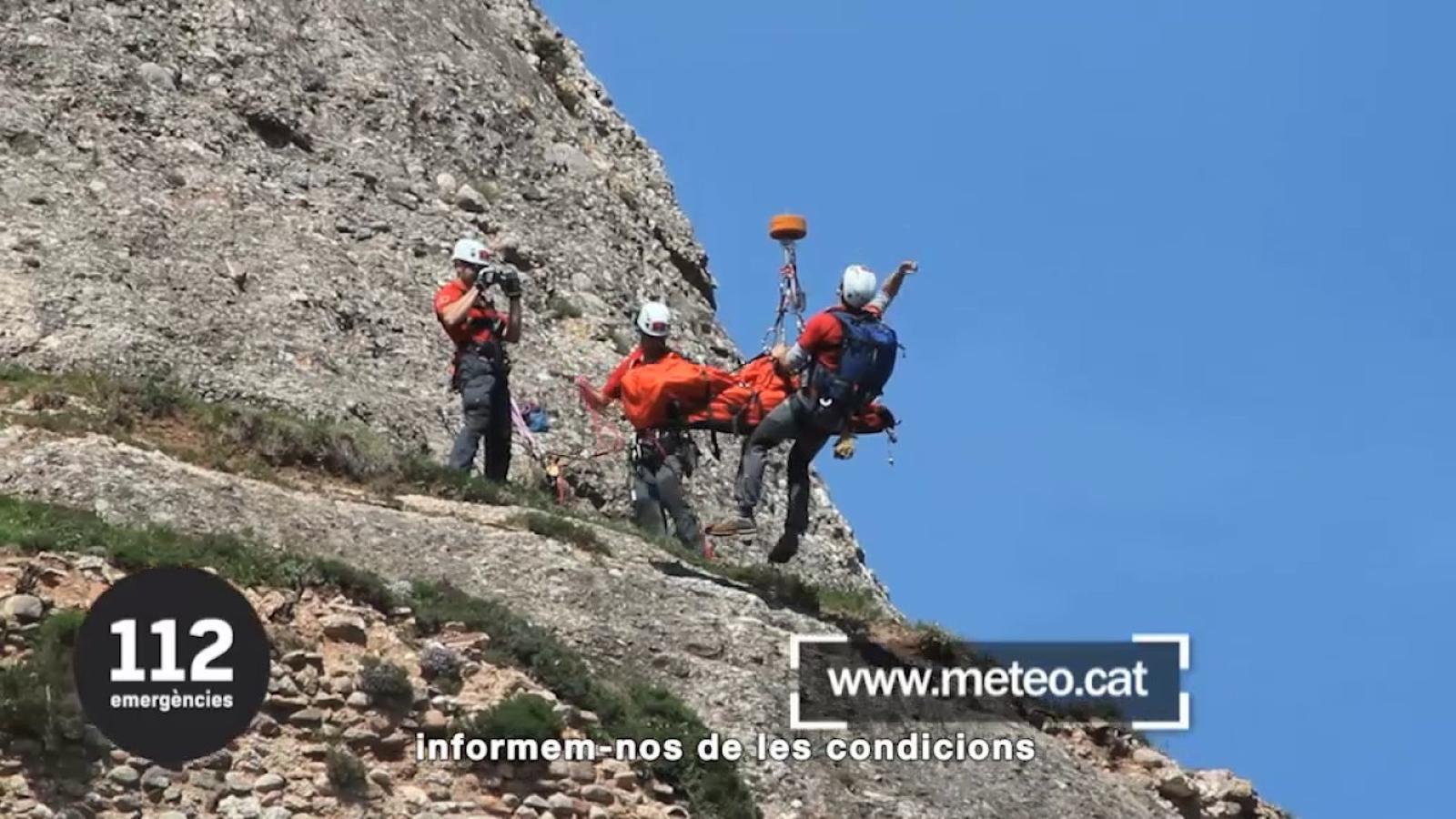 Consells seguretat a la muntanya: