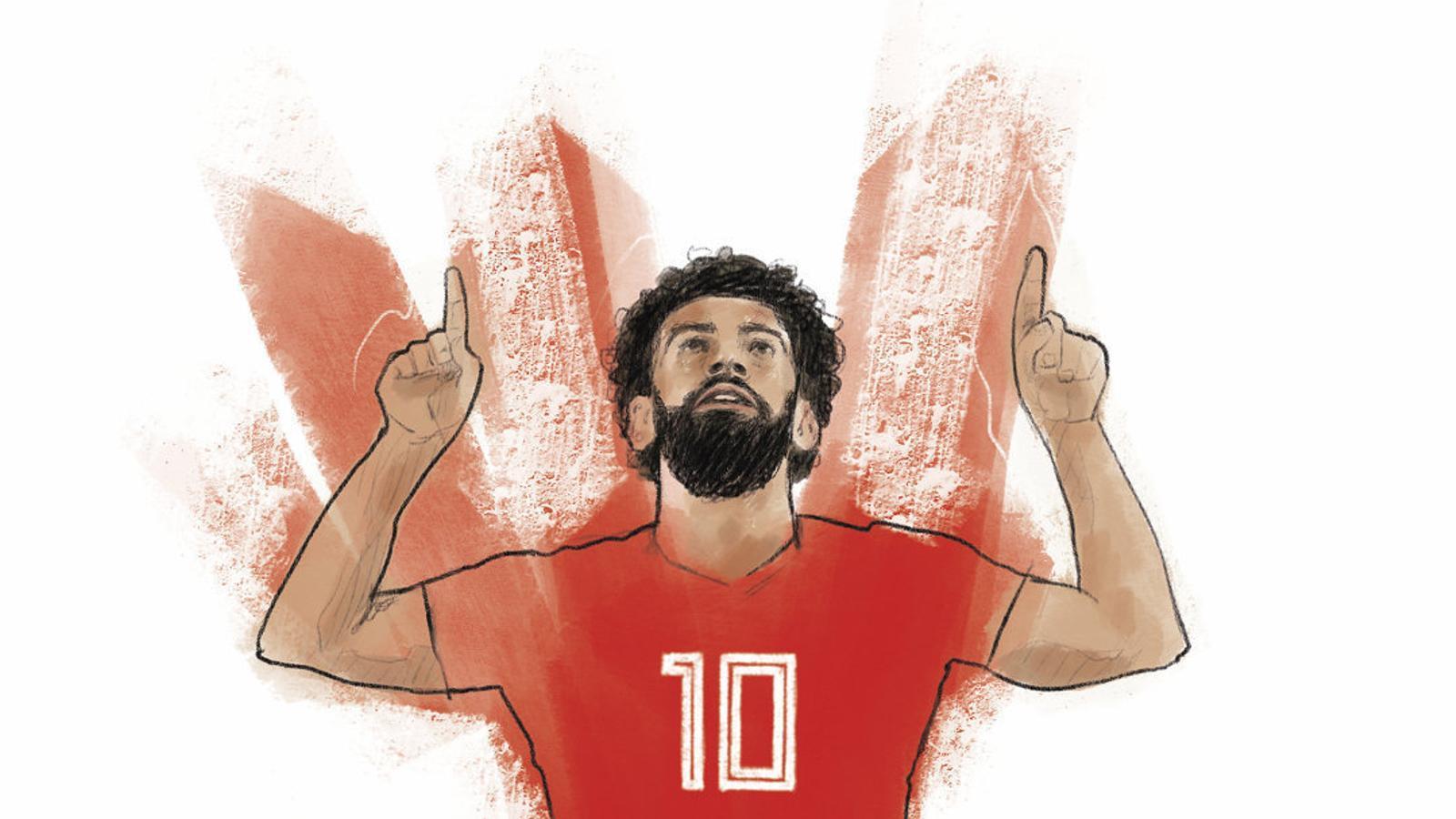 Mo Salah, el faraó futbolístic de l'Egipte modern