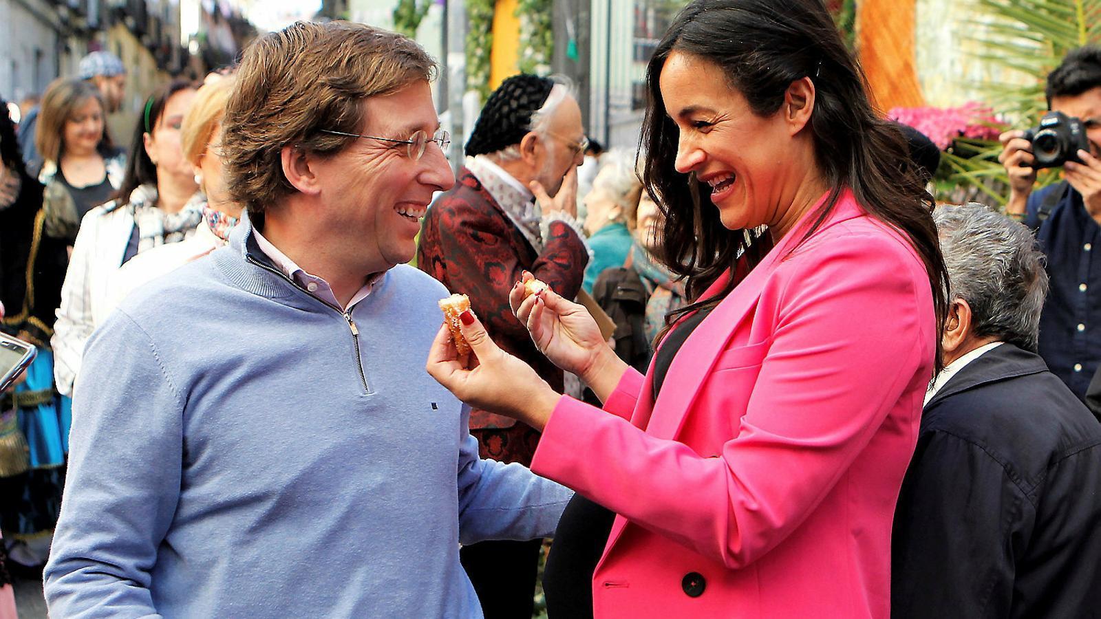 Cs demana mig mandat a Madrid  i el PP l'hi nega