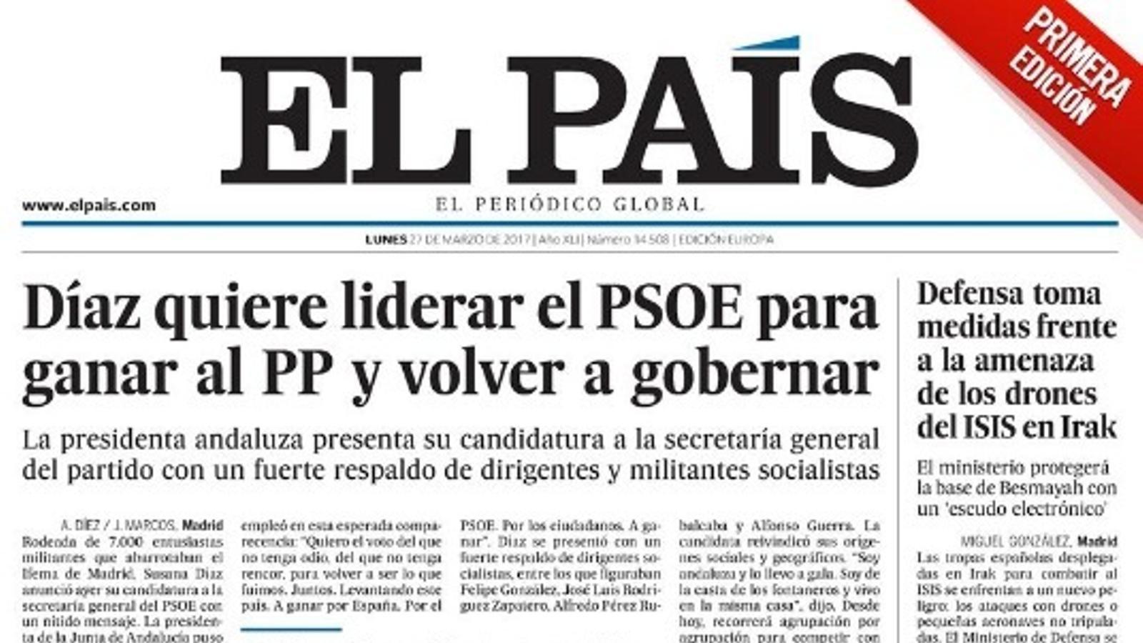 Susanisme a esquerra i dreta de la premsa de Madrid