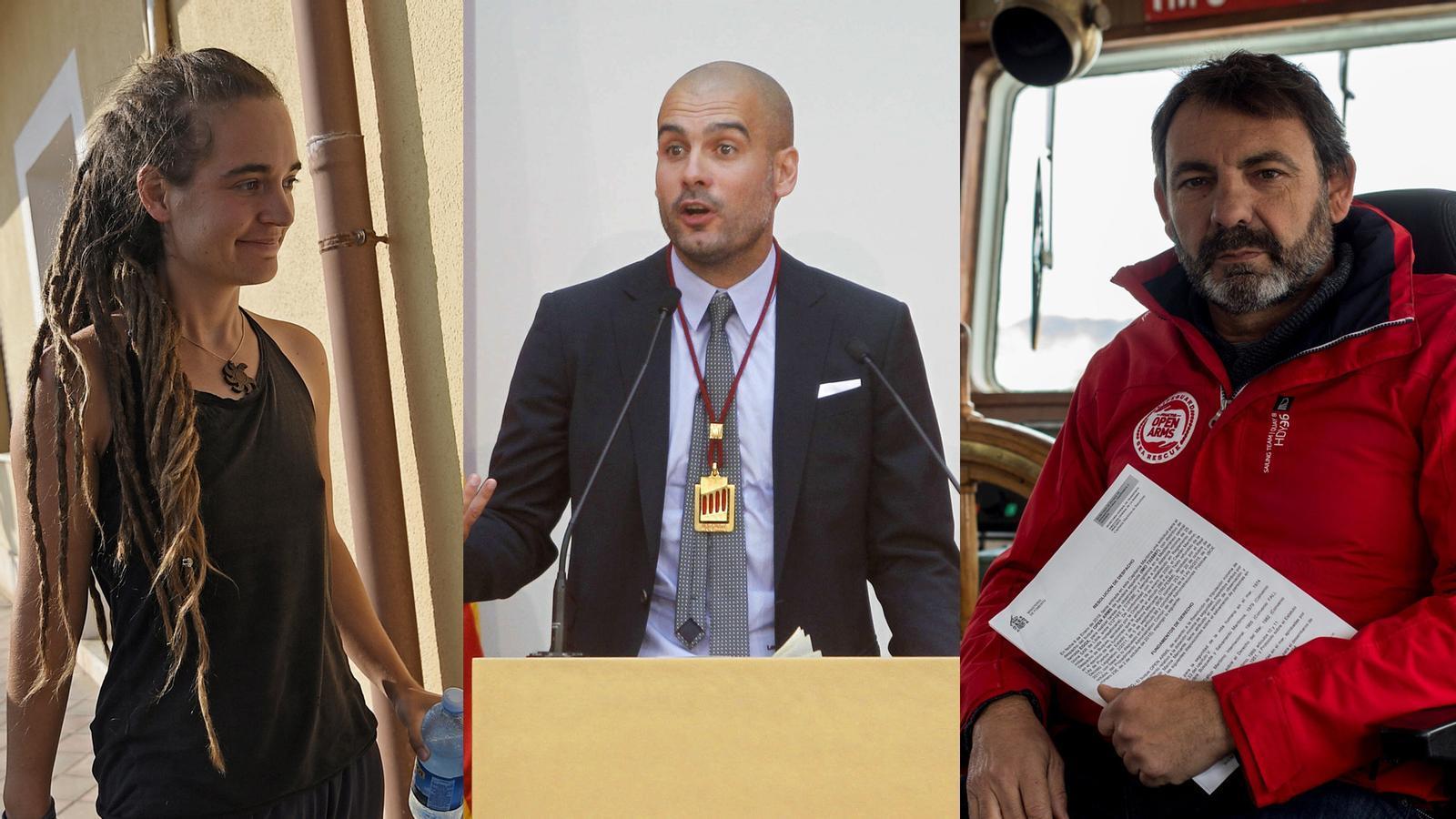 L'anàlisi d'Antoni Bassas: 'Camps, Rackete i Guardiola al Parlament'