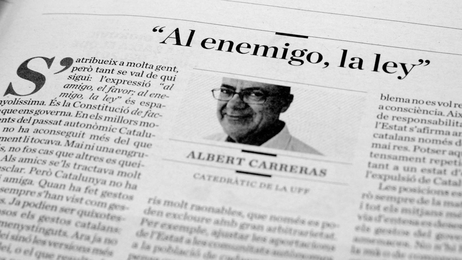 L'anàlisi d'Antoni Bassas: 'Se'ns esprem a consciència (inclou 'Rajoy's greatest hits' al judici)'