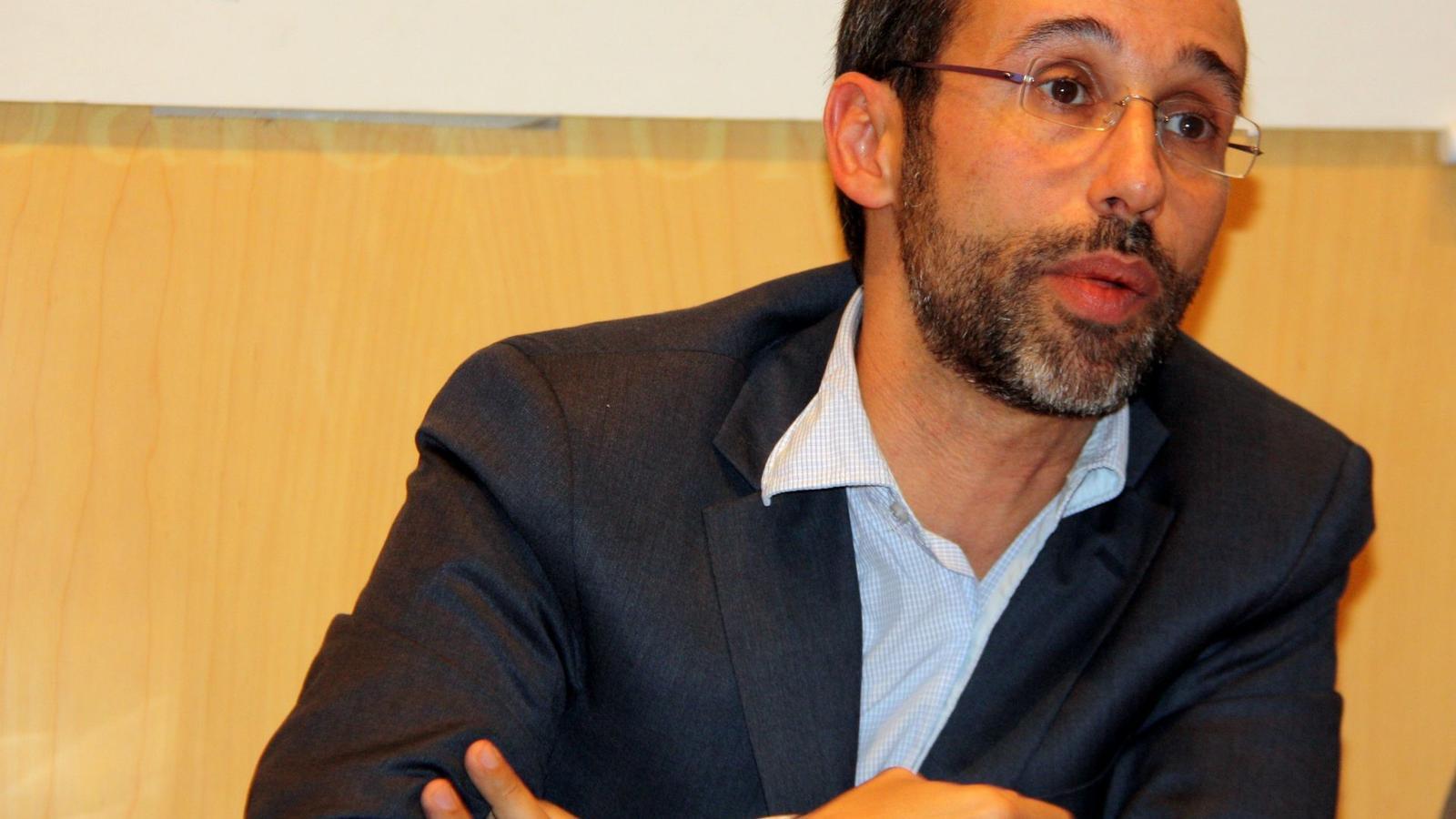 'Transformem l'educació?': conferència del director de la Fundació Bofill a la UdG