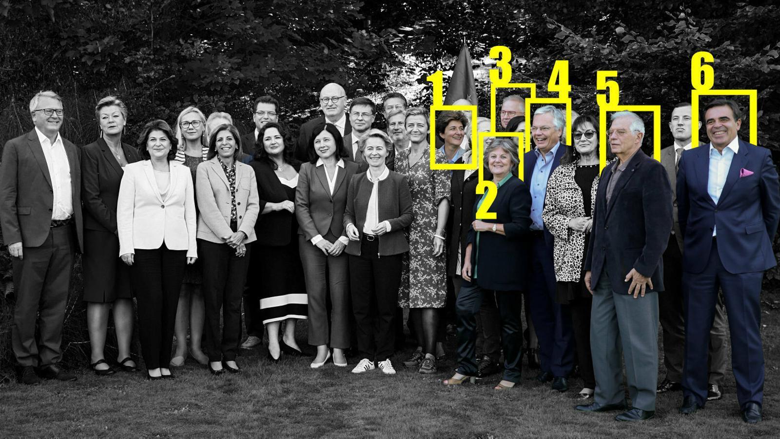 Candidats a governar la UE, sota la lupa