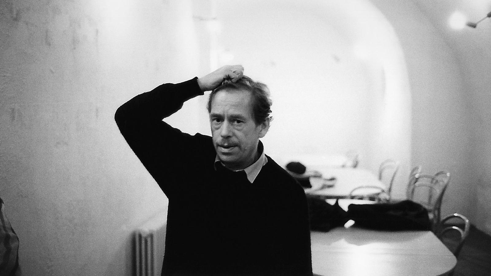Václav Havel, de la Primavera de Praga a president del país