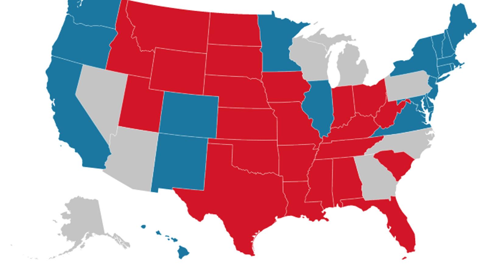 Un llarg recompte: de quins estats hem d'estar pendents