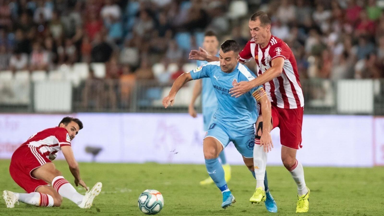 El Girona va caure en la seva darrera visita a Almeria (3-1) / GIRONA FC