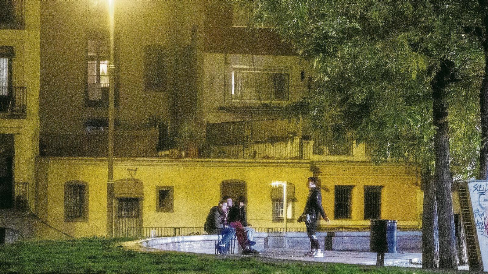 La Zona Franca tindrà un espai per als 'menes' que eviten anar als centres