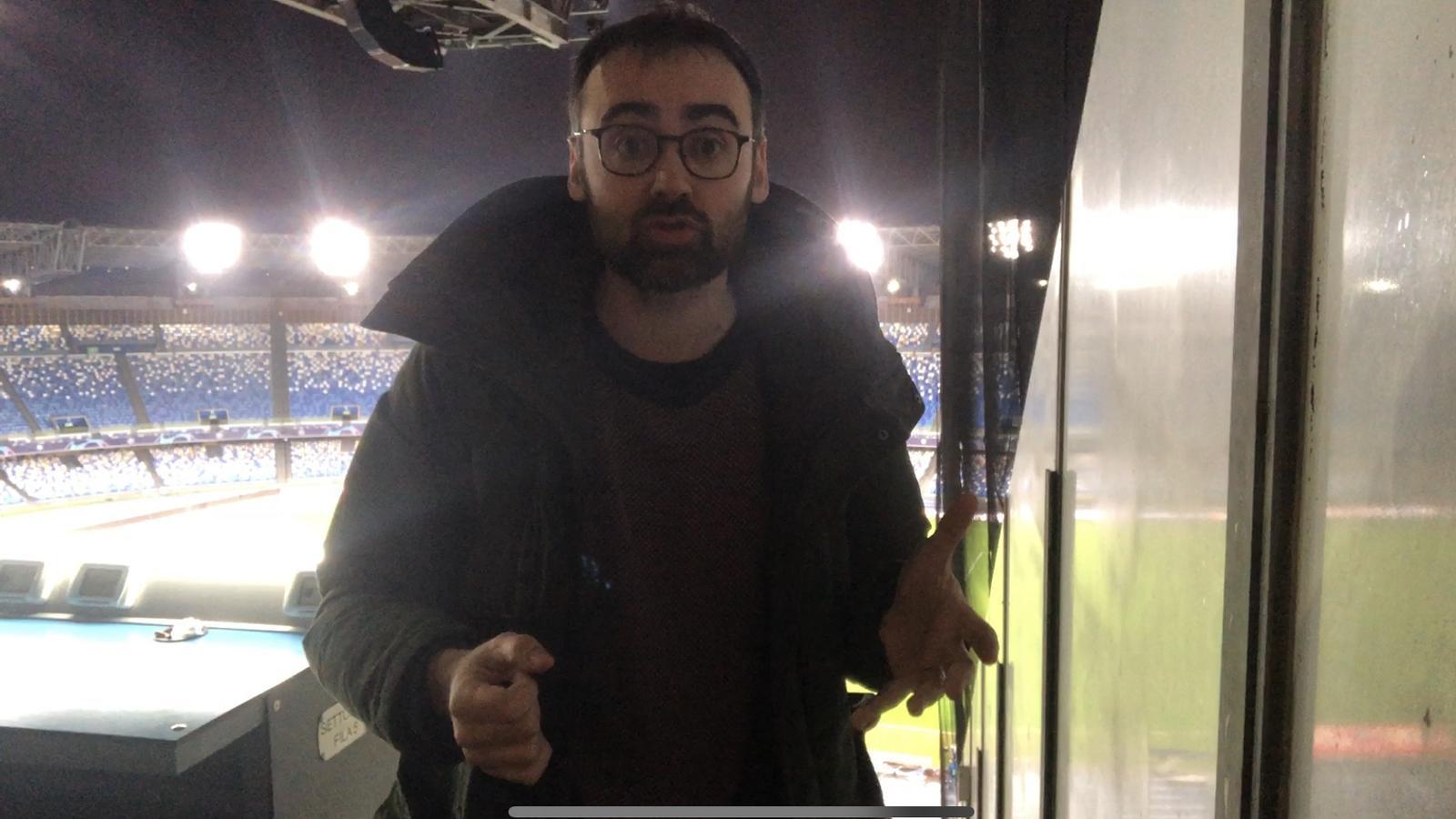 L'anàlisi del Nàpols-Barça