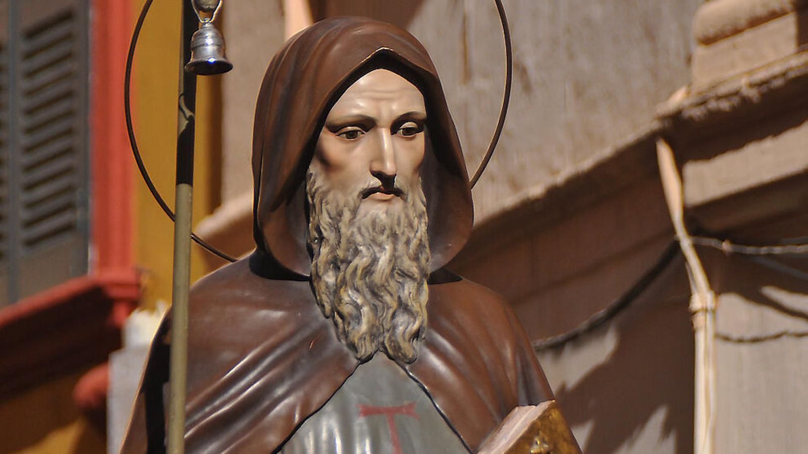 Sant Antoni és el patró de Menorca.