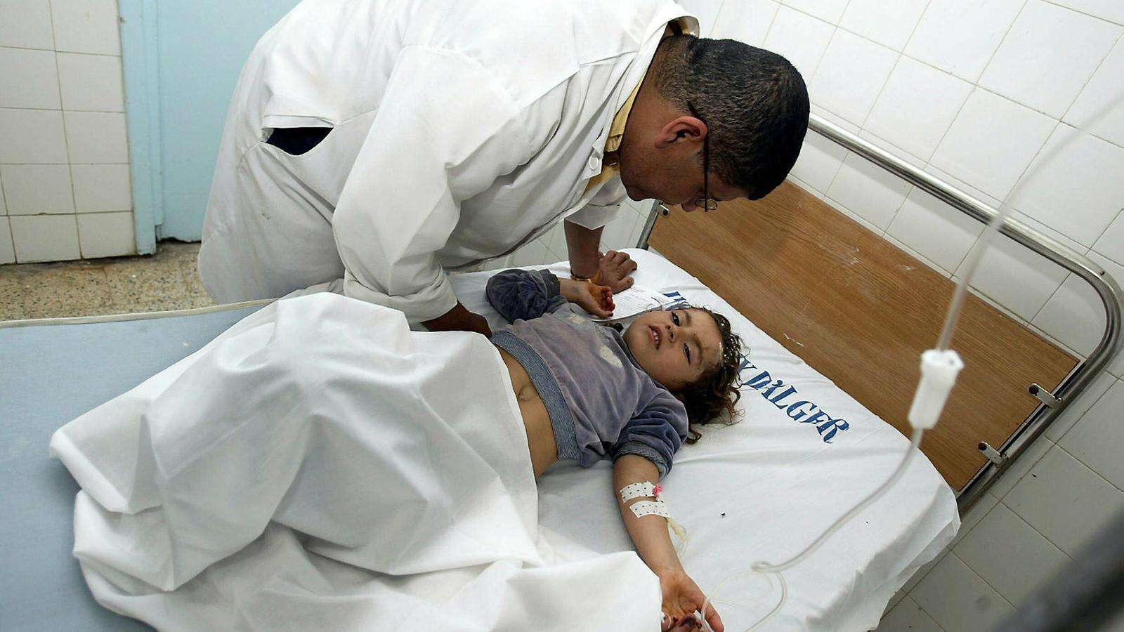 """Algèria, una sanitat en """"estat crític"""""""