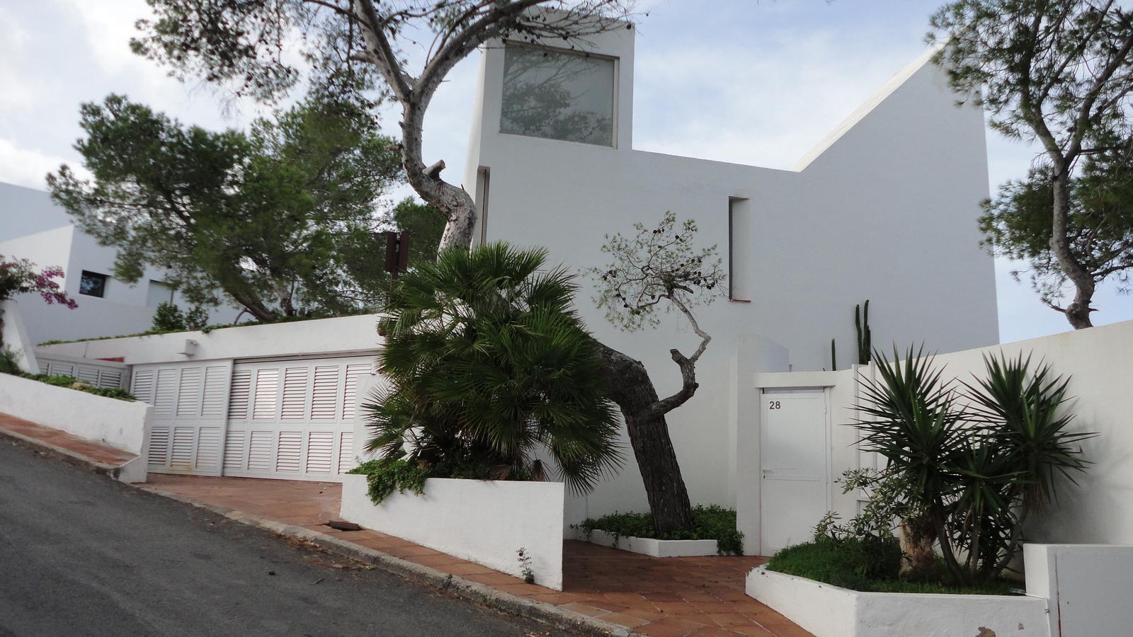 La Casa Van der Driesche / JUANJO SERRA