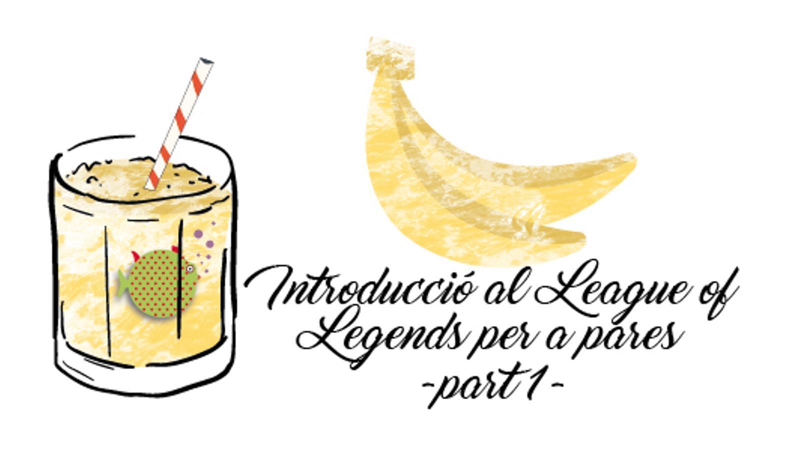 Introducció al League of Legends per a pares (part1)