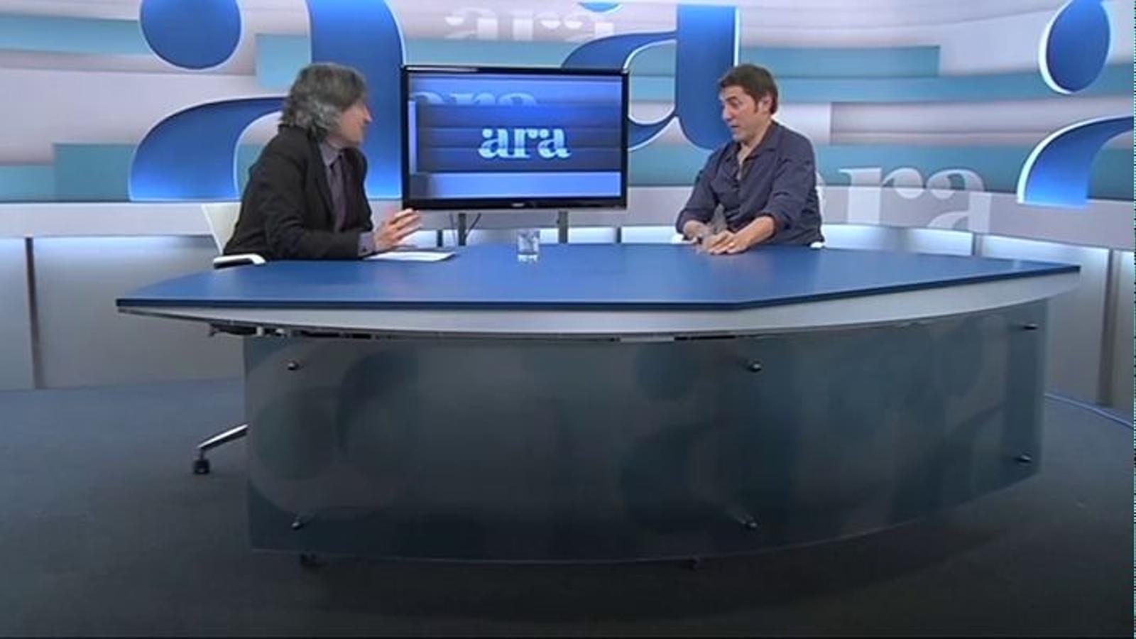 Entrevista sencera Manel Fuentes
