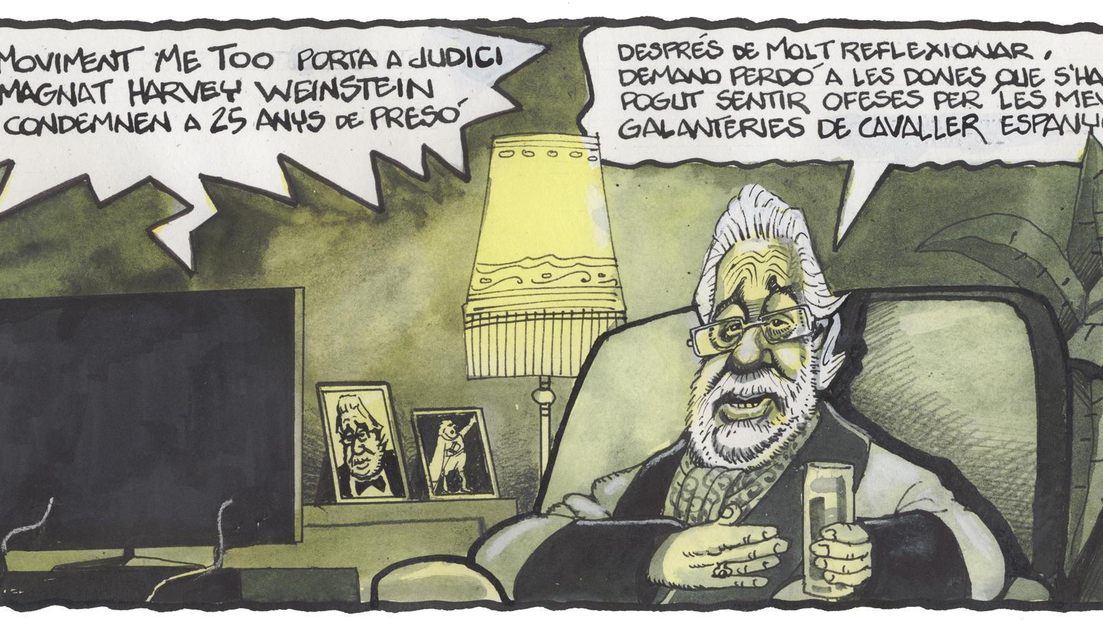 'A la contra', per Ferreres 28/02/2020