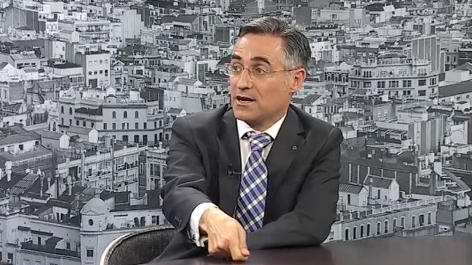 Entrevistem Ramon Tremosa, candidat de CiU a les eleccions europees