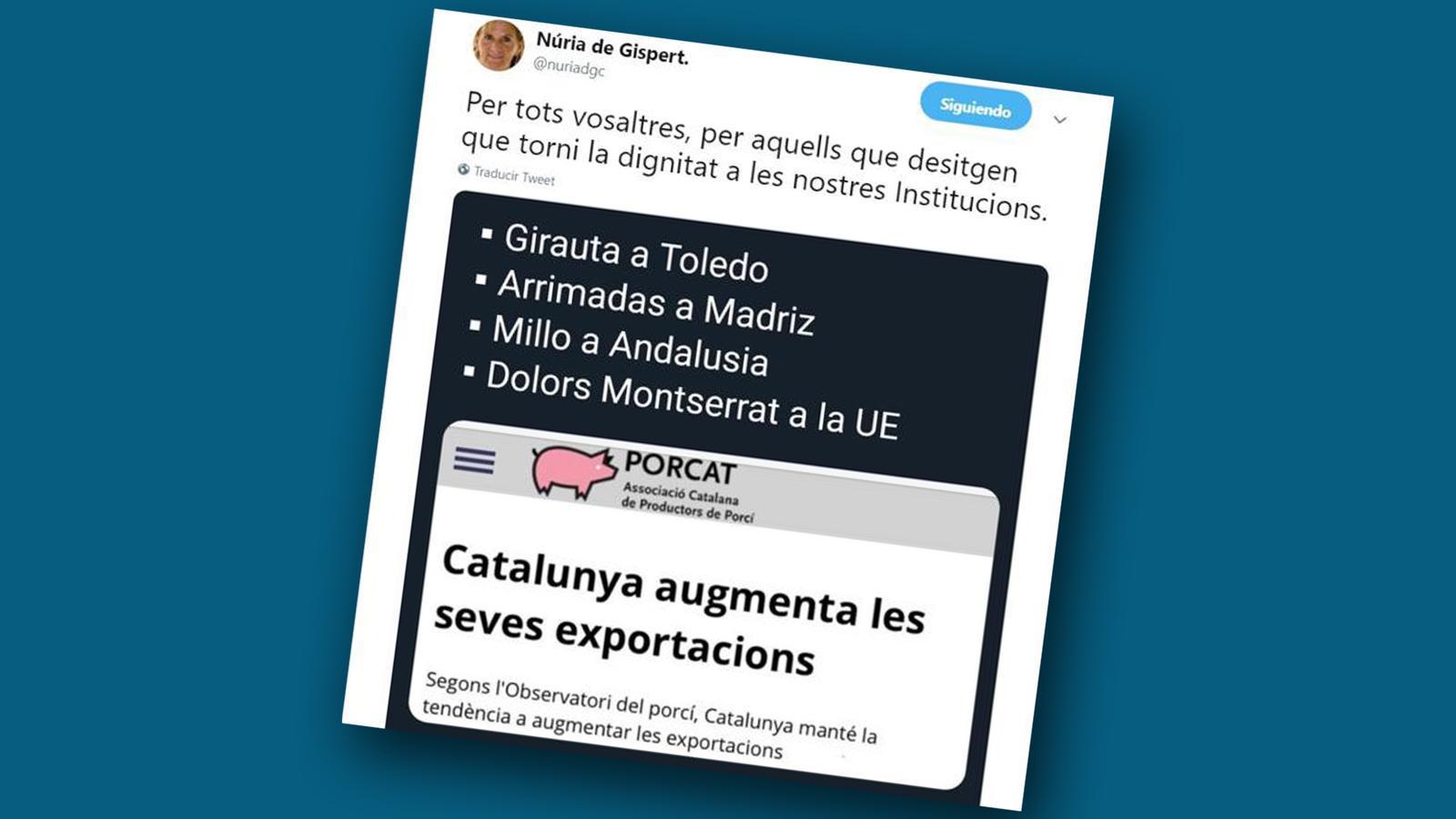 L'anàlisi d'Antoni Bassas: 'El millor tuit és el que no s'envia'