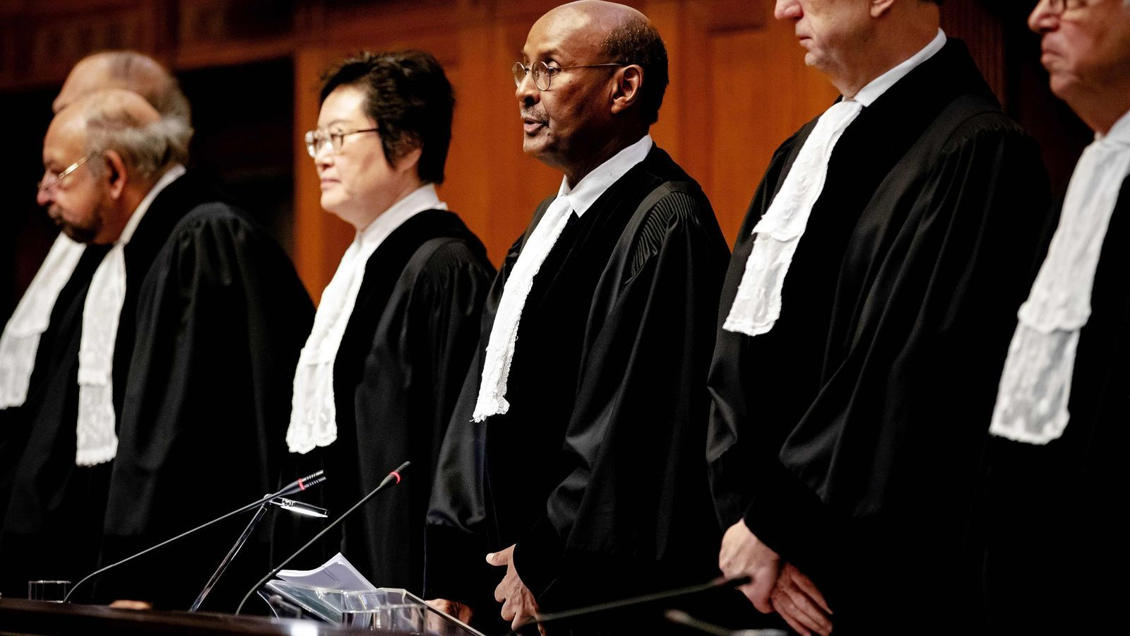 El Tribunal de l'Haia ordena a Birmània que protegeixi els rohingyes