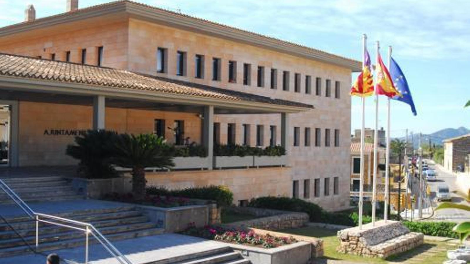 Imatge d'arxiu de l'Ajuntament de Calvià