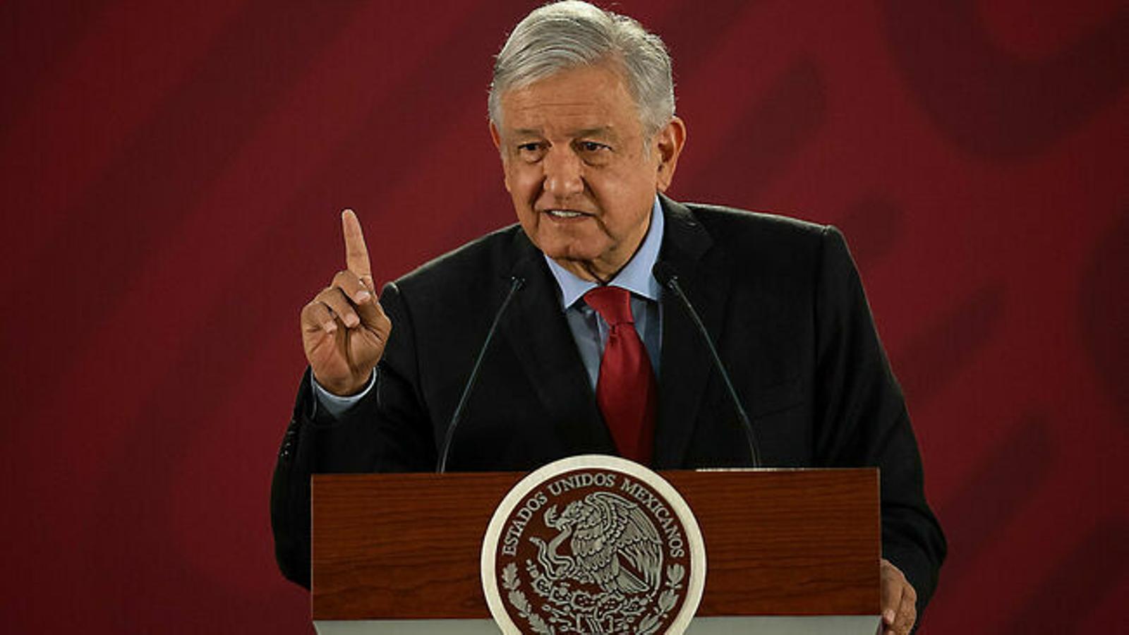 Mèxic encén el nacionalisme espanyol