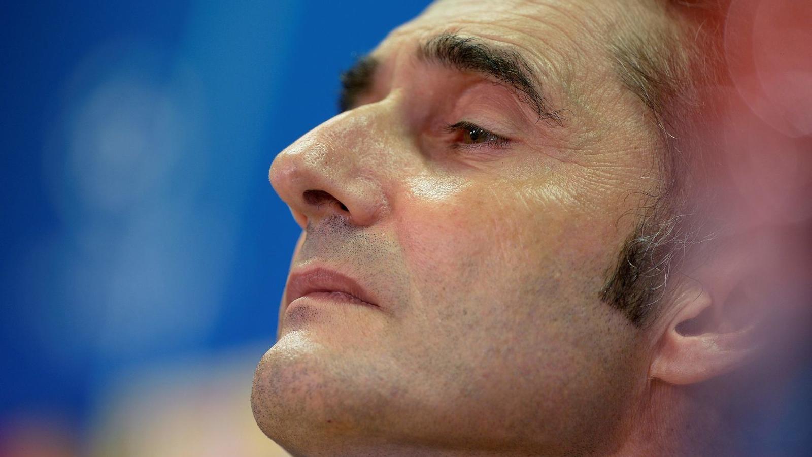 """Valverde: """"No em sento més pressionat que l'any passat, accepto les crítiques al nostre joc"""""""