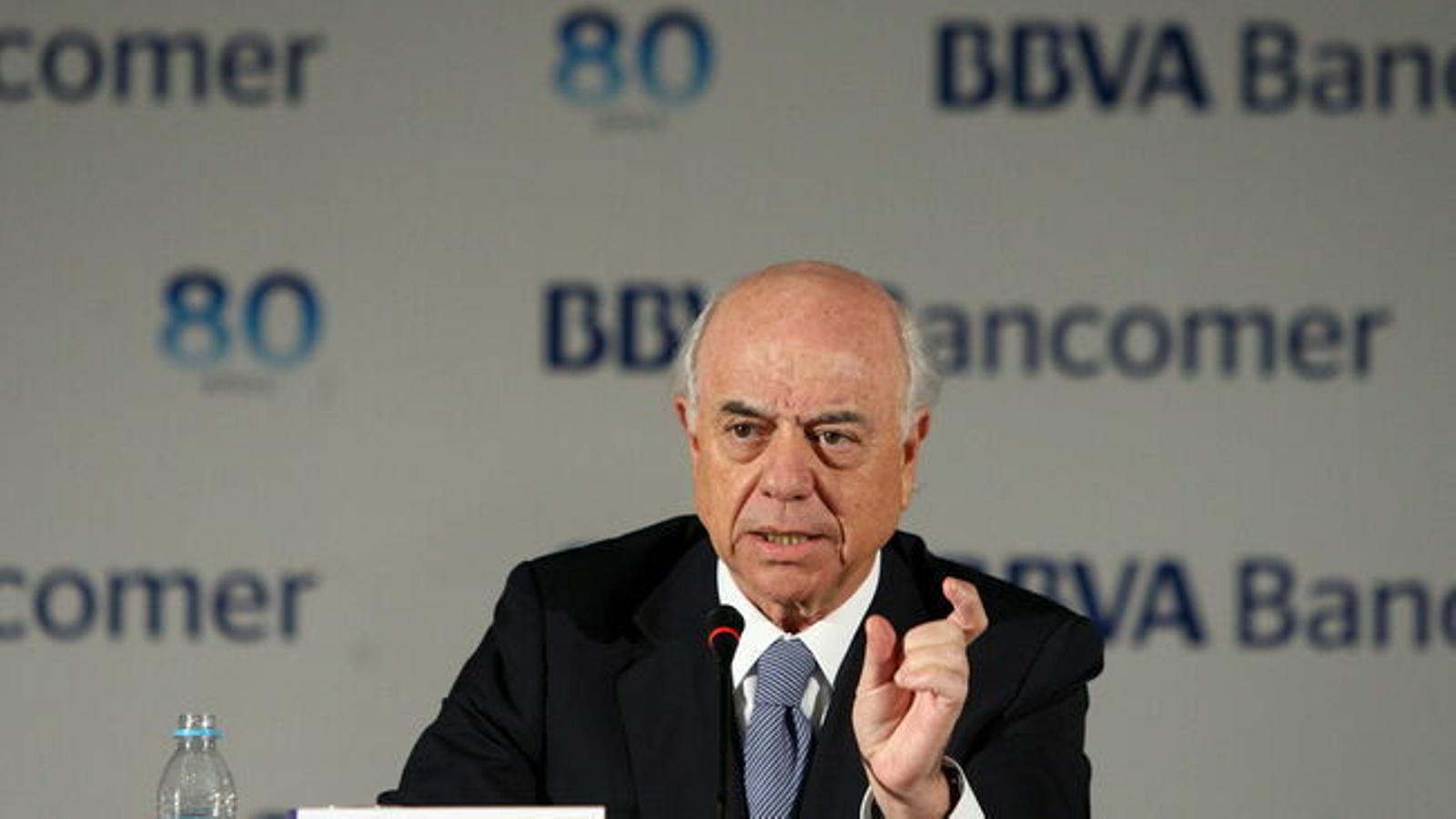 Anticorrupció demana imputar el BBVA en el cas Villarejo