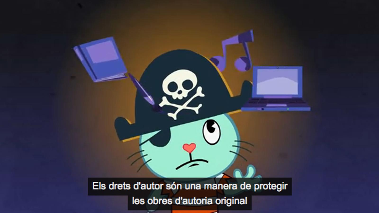 YouTube vetllarà pels drets d'autor i reeducarà els pirates informàtics