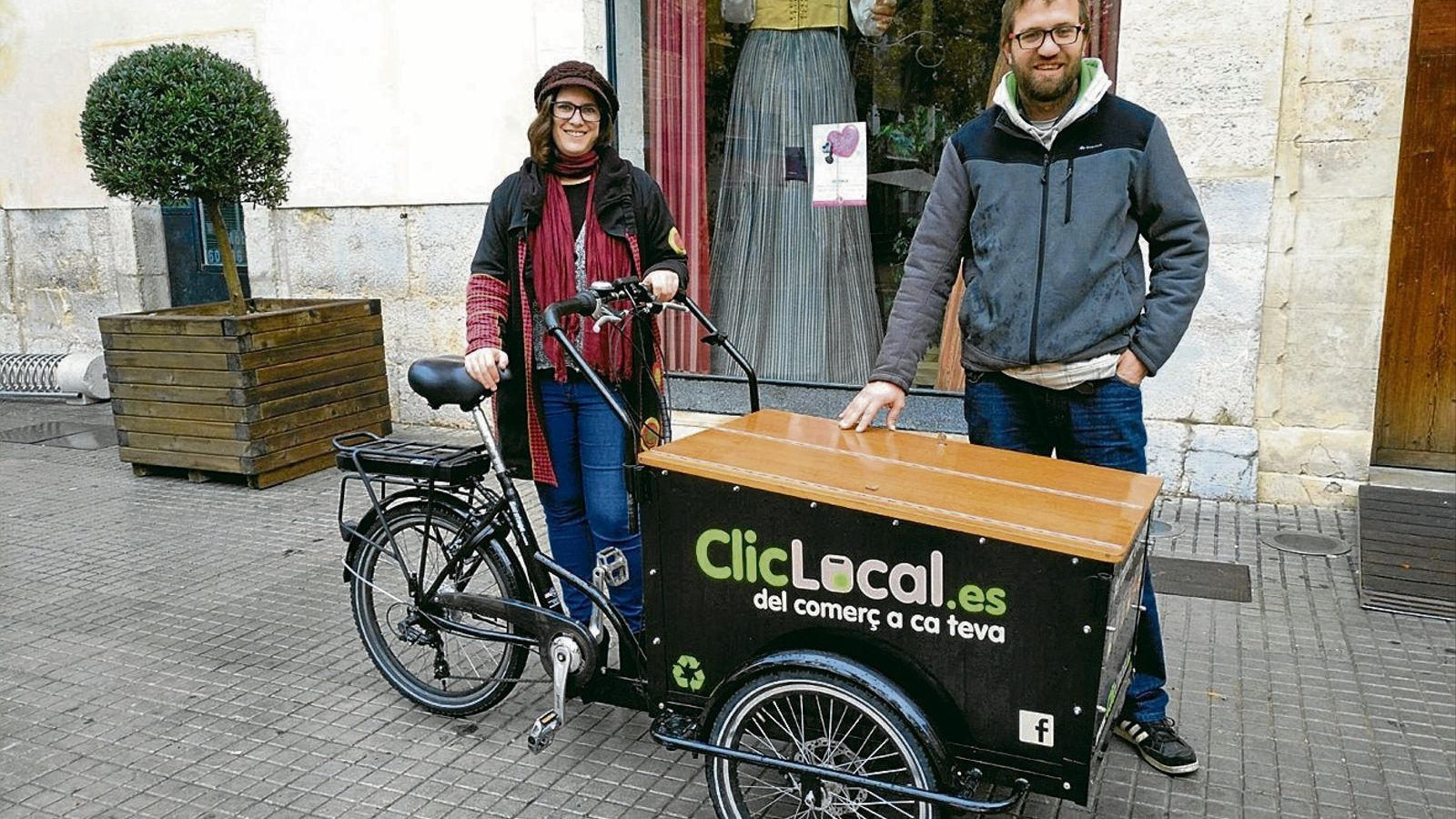 ClicLocal, l'intermediari entre el consumidor i el comerç local