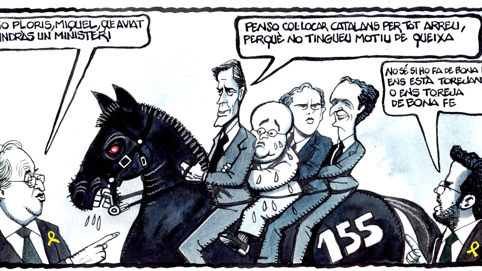 'A la contra', per Ferreres (24/05/2019)