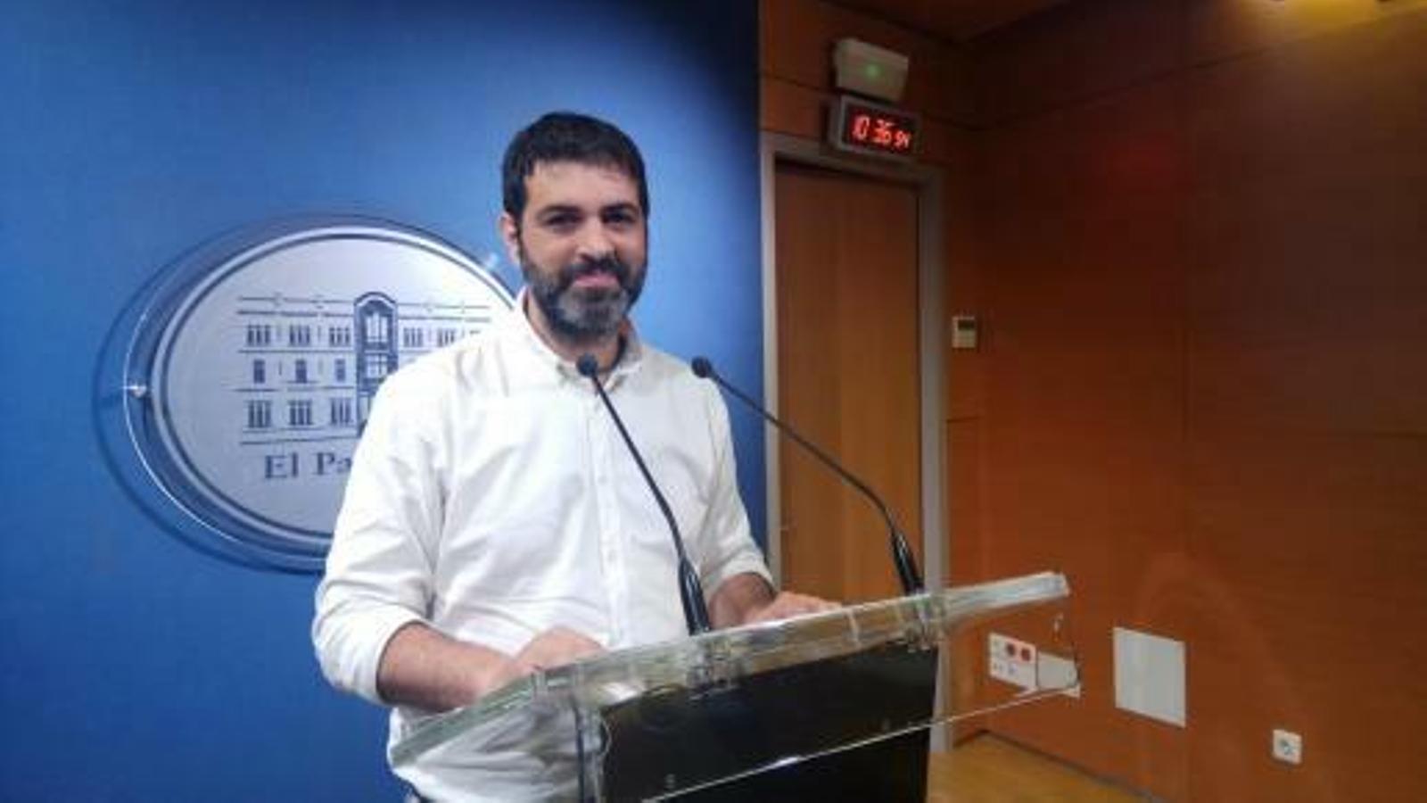 Josep Ferrà, en una imatge d'arxiu
