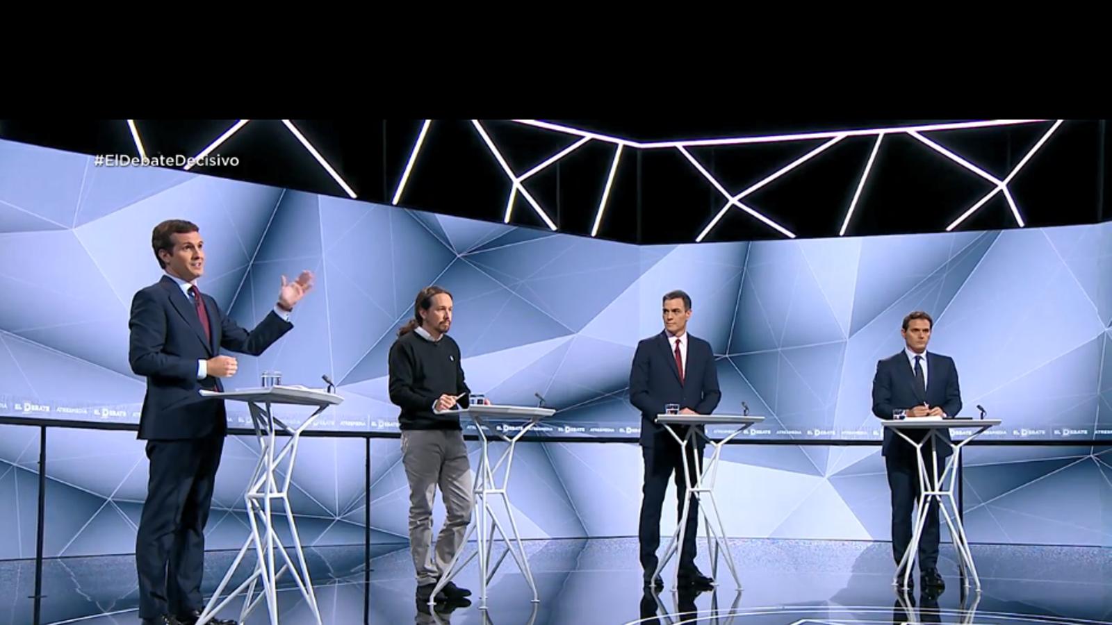 """Pedro Sánchez tanca la porta a un pacte amb Cs: """"No entra en els meus plans"""""""
