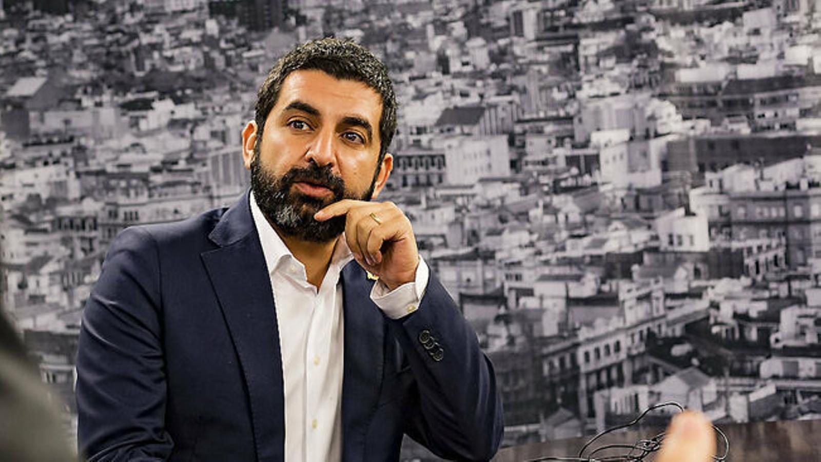 La oposición reclama la dimisión de Chakir el Homrani