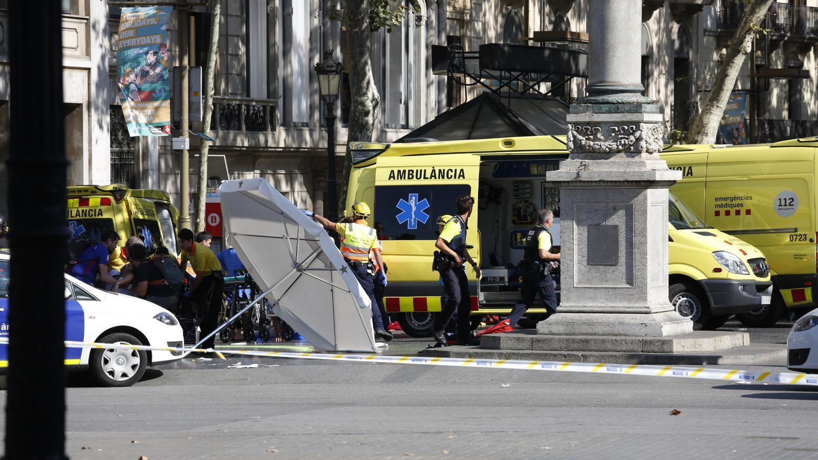 El CNI i els serveis policials no coneixien els moviments dels terroristes abans del 17-A, segons 'La Vanguardia'