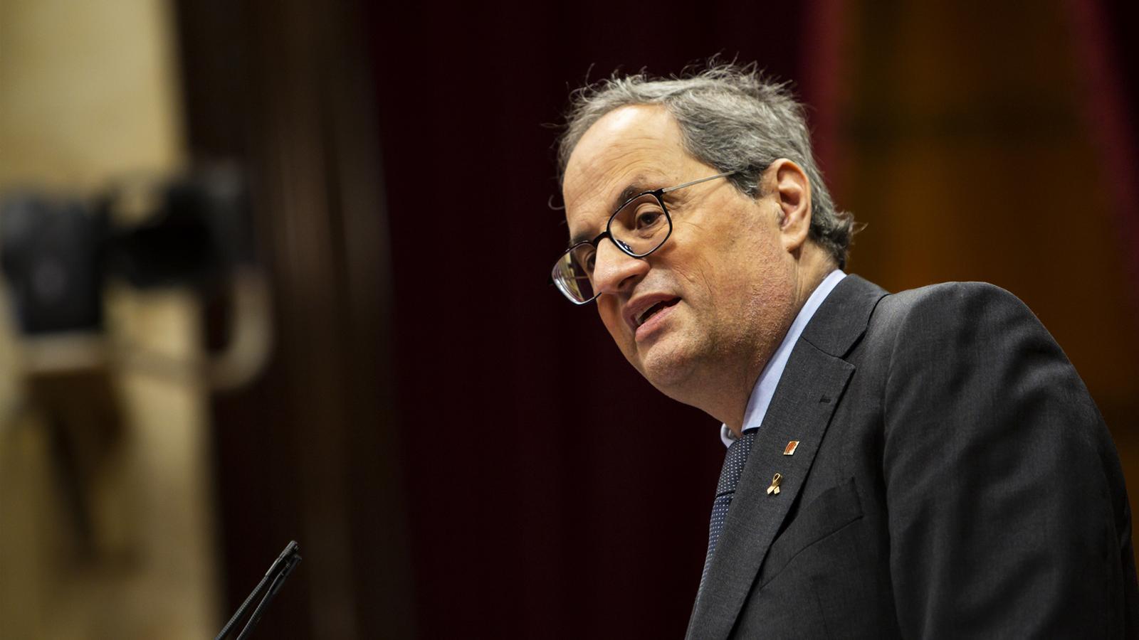 El Suprem tracta la inhabilitació del president Torra, CaixaBank i Bankia es fusionen avui i els promotors del vot de censura al president Bartomeu estan a punt d'assolir l'objectiu: les claus del dia, amb Antoni Bassas (17/09/2020)