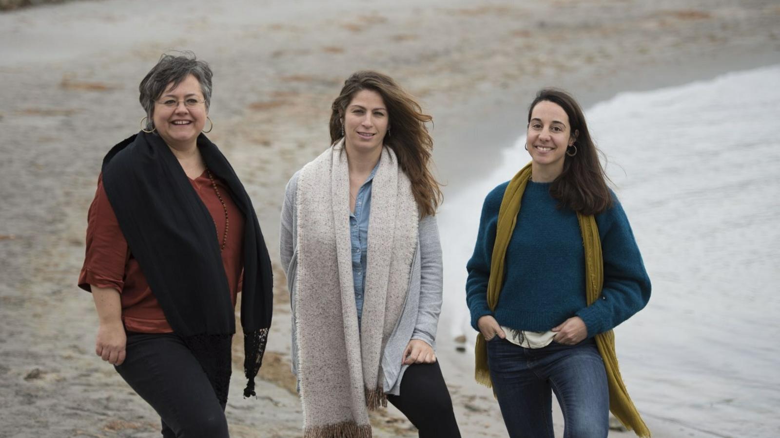 Cristina Gómez, Nati Benejam i Paula Ferrando són els càrrecs públics d'Unides Podem al Consell de Menorca.