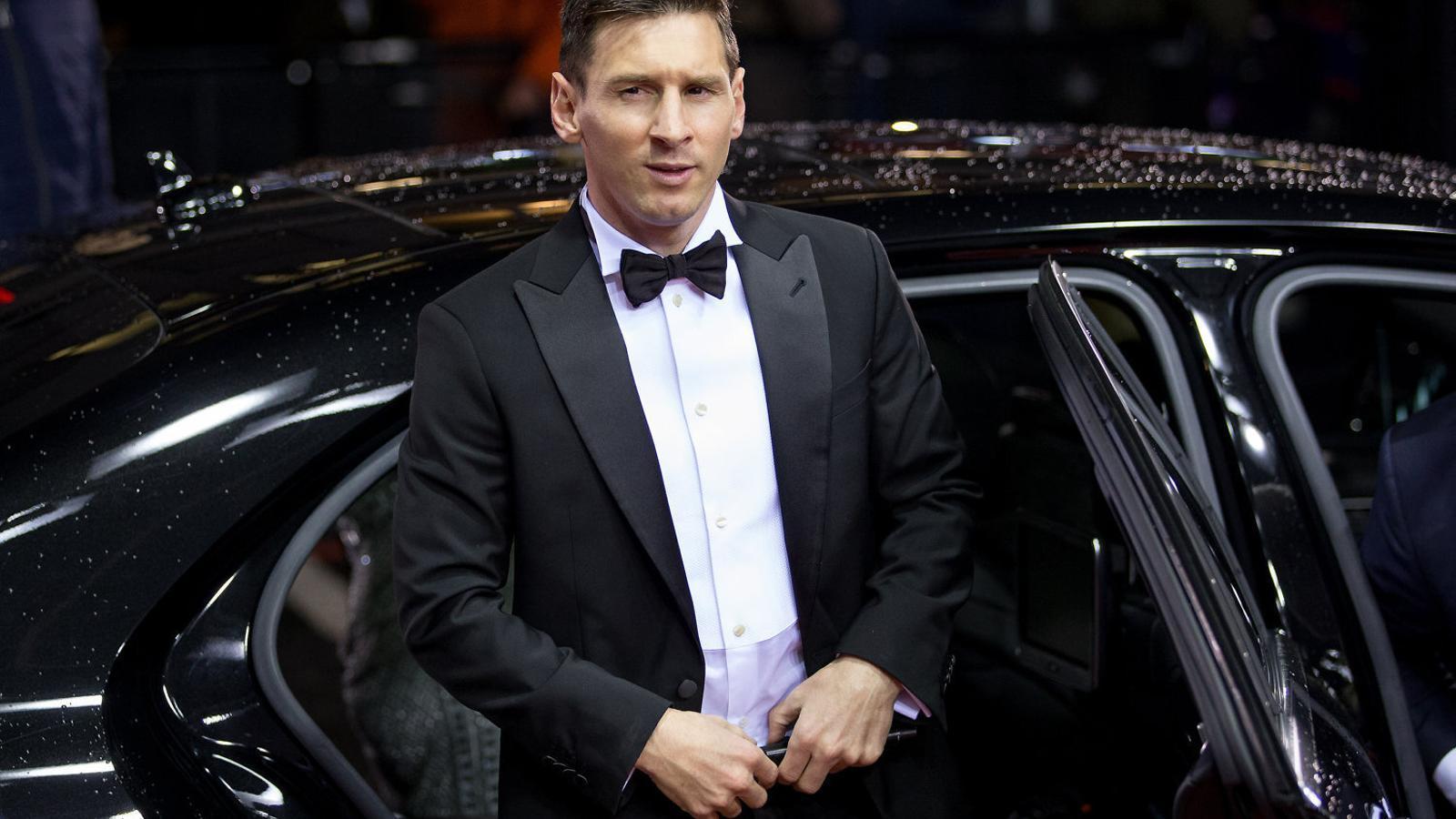 Messi compra  a Baqueira el  seu quart hotel Gent