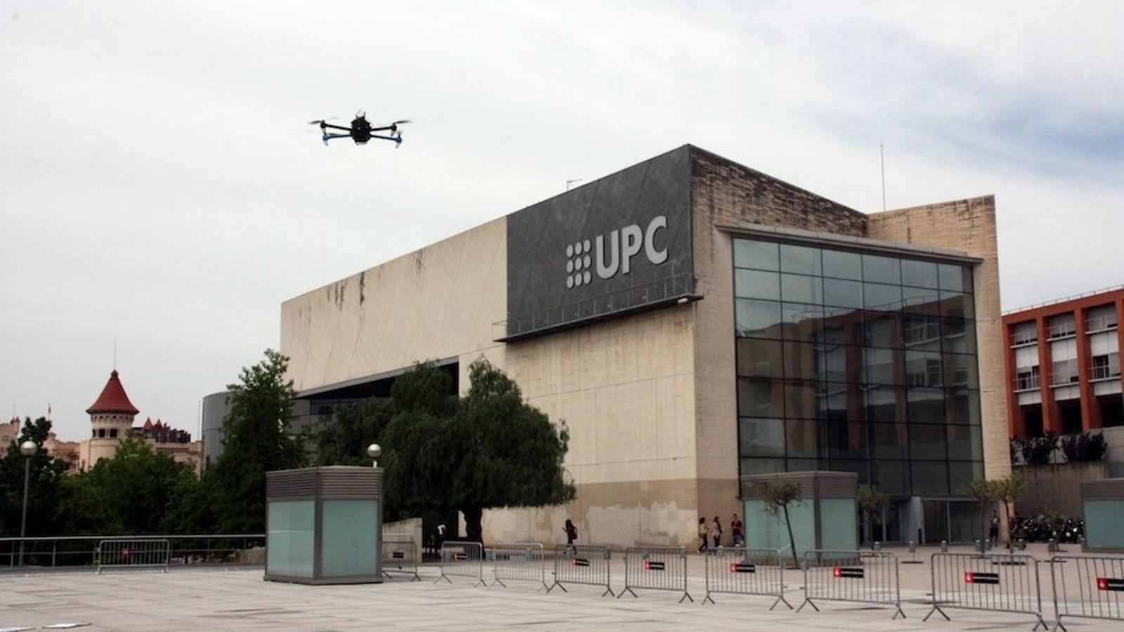 Imatge d'arxiu de la UPC