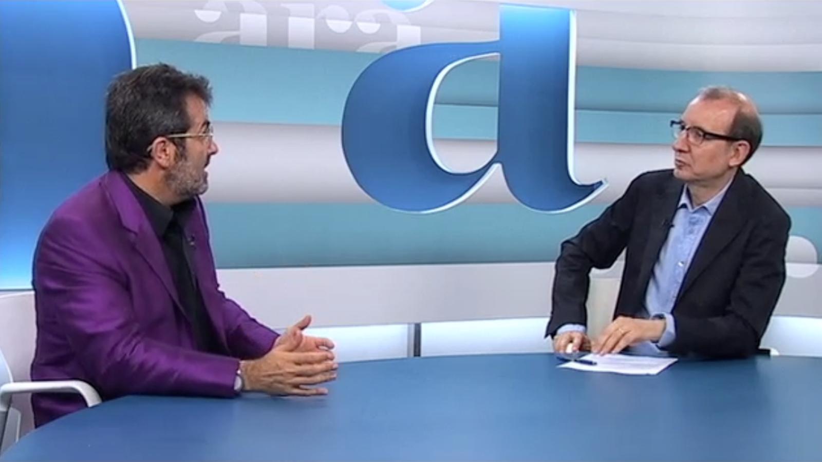 Xavier Sala i Martín: Si augmentés la productivitat dels treballadors els empresaris no els abaixarien el sou